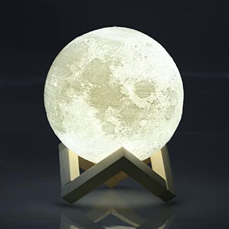3d moon, moon gift, mini moon , miniature moon, birthday gift for him, birthday gift for boyfriend, birthday gift for love